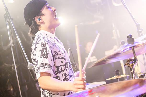 2019年4月13日 at 渋谷CLUB QUATTRO