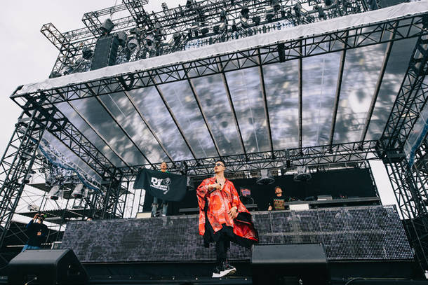 5月12日@『EDC JAPAN 2019』