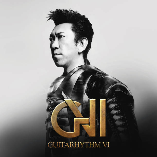 アルバム『GUITARHYTHM VI』【LIVE DVD付 初回生産限定盤】