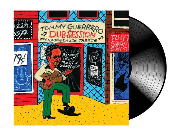 Tommy Guerrero 『Dub Session [LP]』