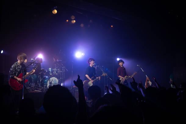 【nano.RIPE ライヴレポート】 『nano.RIPE TOUR 2019 「ゆうきのきのみ」』 2019年5月3日 at 恵比寿LIQUIDROOM