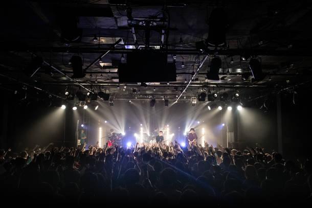 2019年5月3日 at 恵比寿LIQUIDROOM