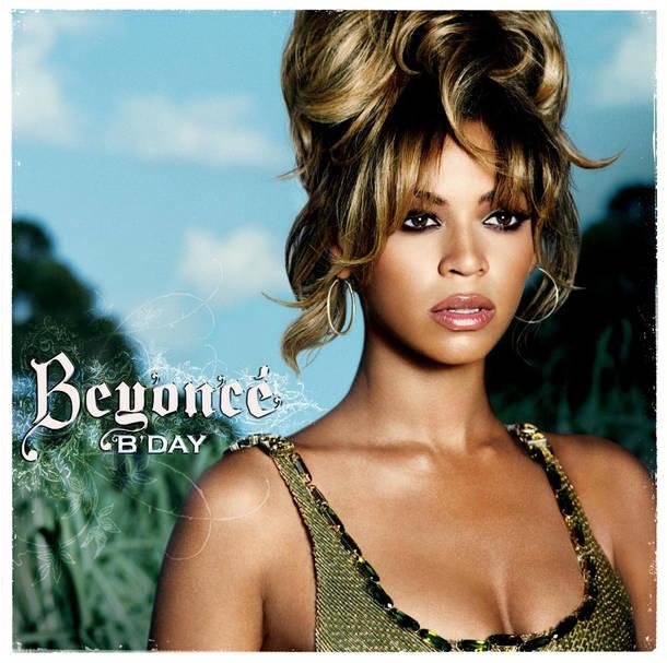 「Resentment」収録アルバム『B'Day』/Beyoncé