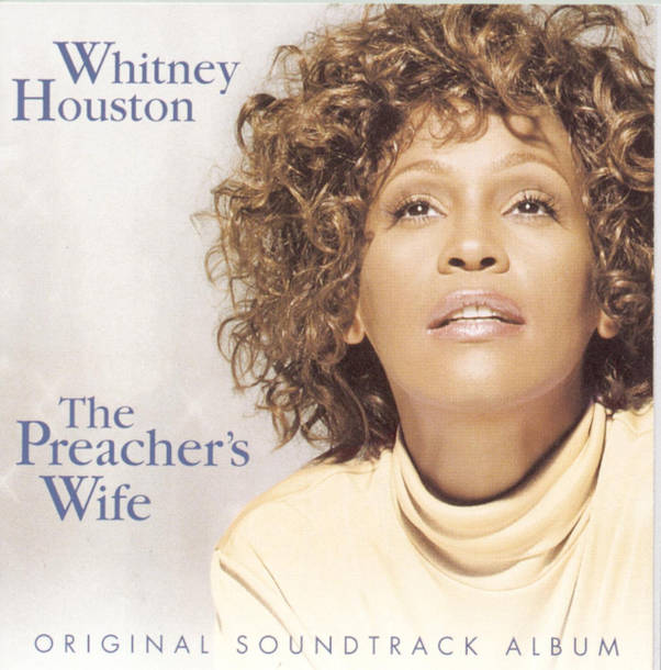 「Hold On (Help Is On The Way)」収録アルバム『The Preacher's Wife』/Whitney Houston