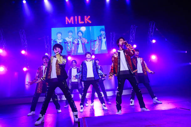 "【M!LK ライヴレポート】 『M!LK SPRING TOUR 2019 ""Treasure Treasure""』 2019年5月12日  at 昭和女子大学人見記念講堂"