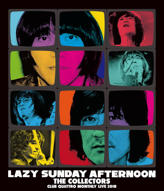 "Blu-ray『CLUB QUATTORO MONTHLY LIVE 2018 ""LAZY SUNDAY AFTERNOON""』"