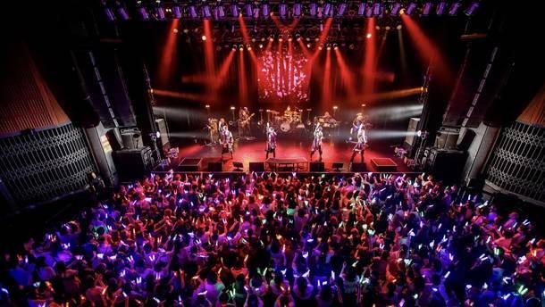 5月19日@東京・TSUTAYA O-EAST