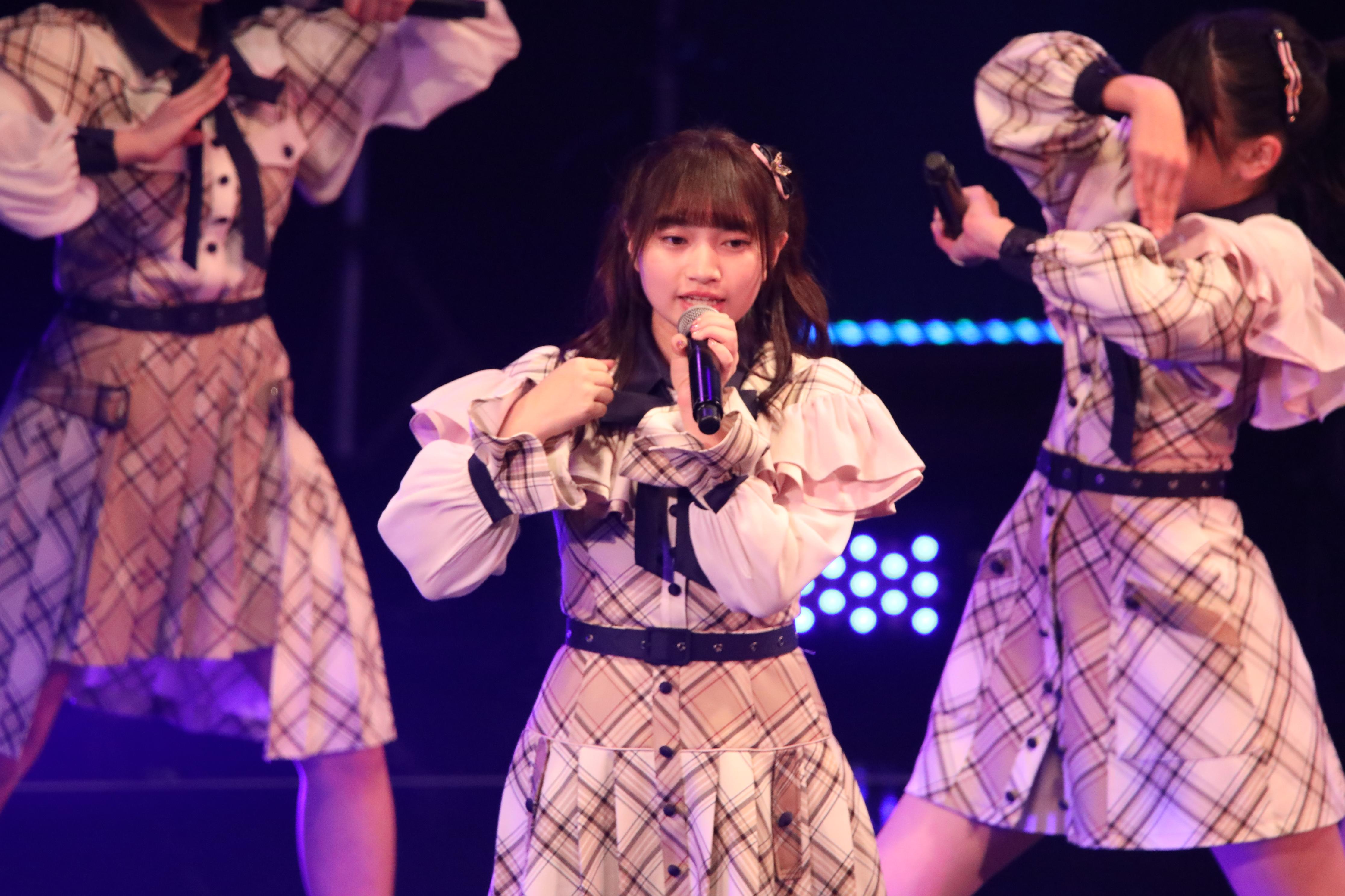 「@JAM 2019 Day2〜SUPER LIVE〜」チーム8 奥原妃奈子