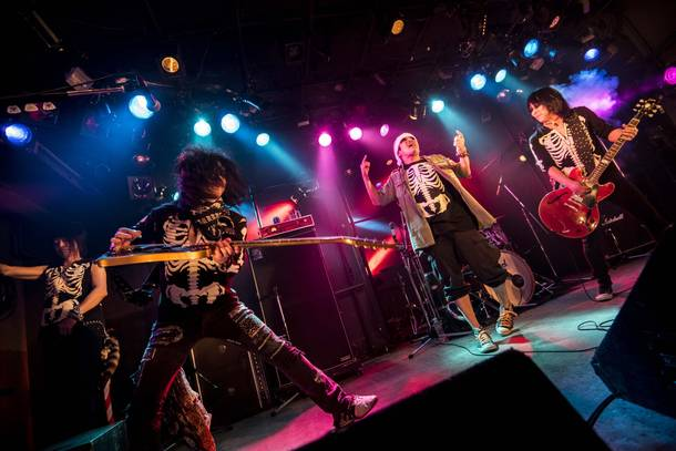 2019年5月11日 at 吉祥寺GB photo by HIROSHI TSUCHIDA
