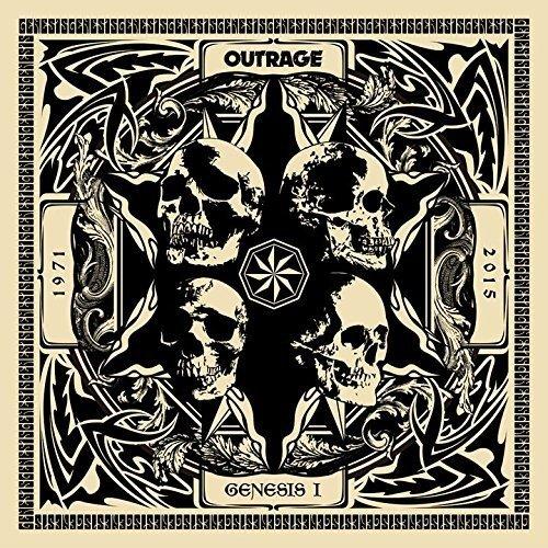 「空いろのくれよん」収録アルバム『GENESIS Ⅰ』/OUTRAGE