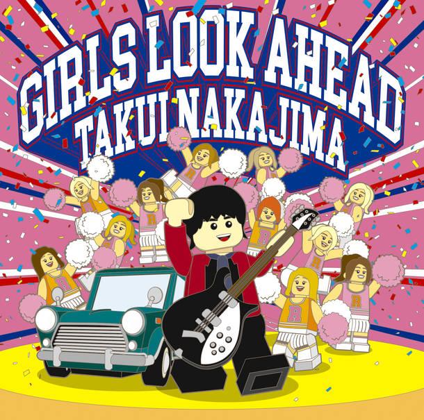アルバム『GIRLS LOOK AHEAD』