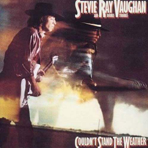 『Couldn't Stand the Weather』('84)/Stevie Ray Vaughan