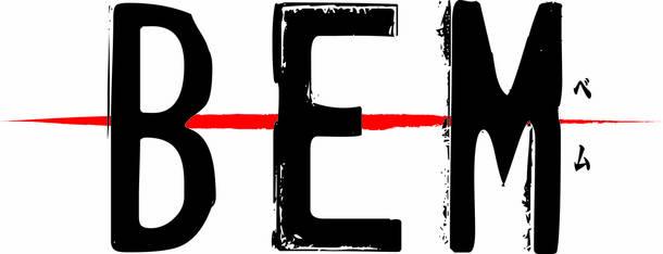 TVアニメ『BEM』ロゴ