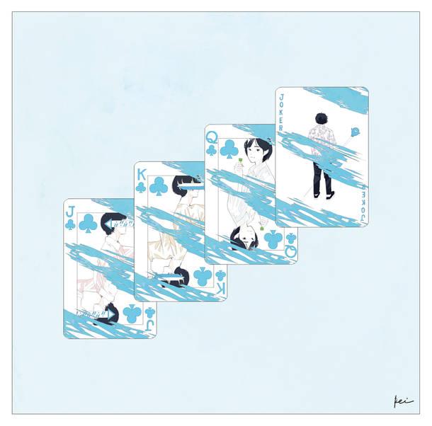シングル「クローバー」【初回限定盤】(CD+DVD)