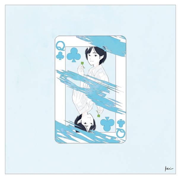 シングル「クローバー」【通常盤】(CD)