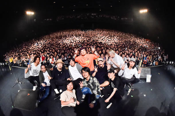 6月5日(水)@Zepp Tokyo
