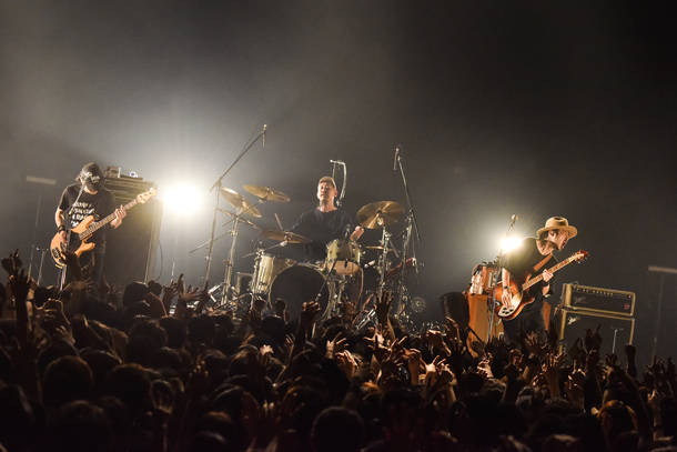 6月5日(水)@Zepp Tokyo(ACIDMAN)