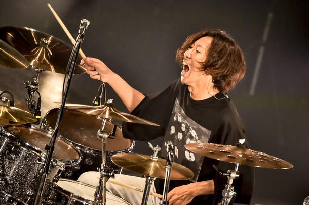 6月5日(水)@Zepp Tokyo(THE BACK HORN)