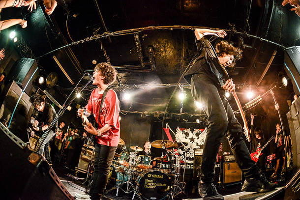 6月8日@F.A.D YOKOHAMA photo by 橋本塁(SOUND SHOOTER)