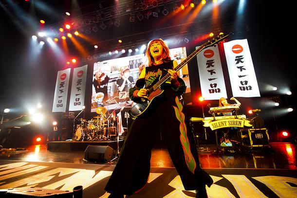 6月10日(月)@東京・Zepp DiverCity photo by 上飯坂一