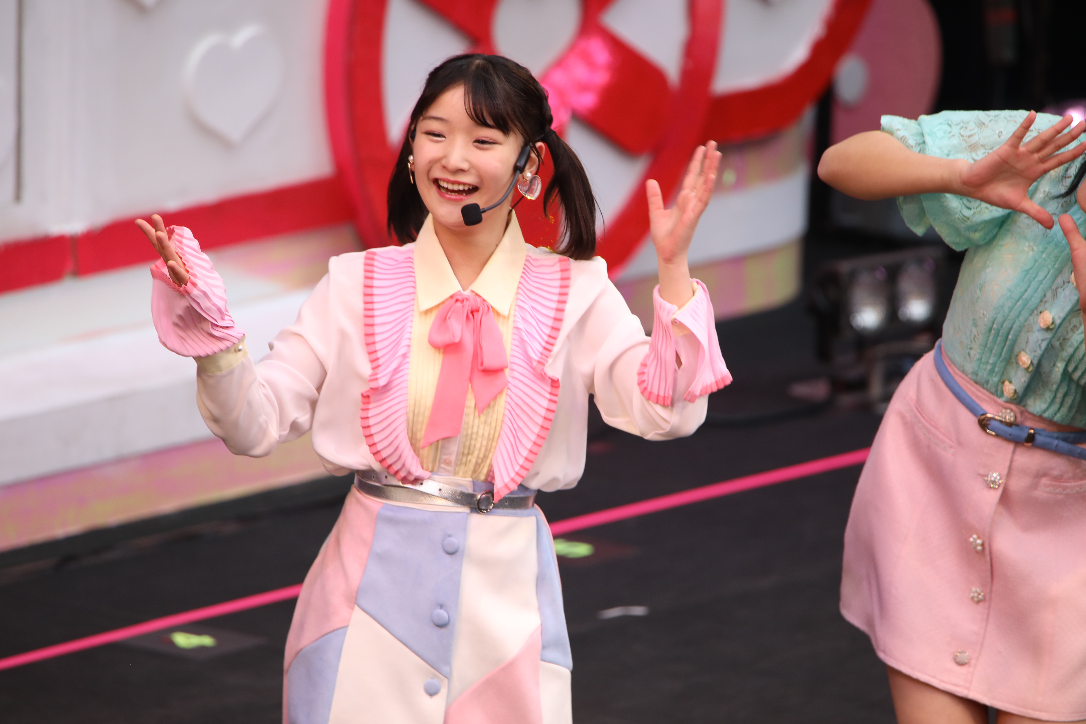 AKB48チーム8鹿児島県代表の藤園麗