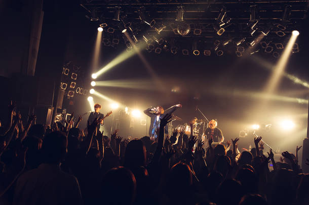 6月9日@TSUTAYA O-WEST