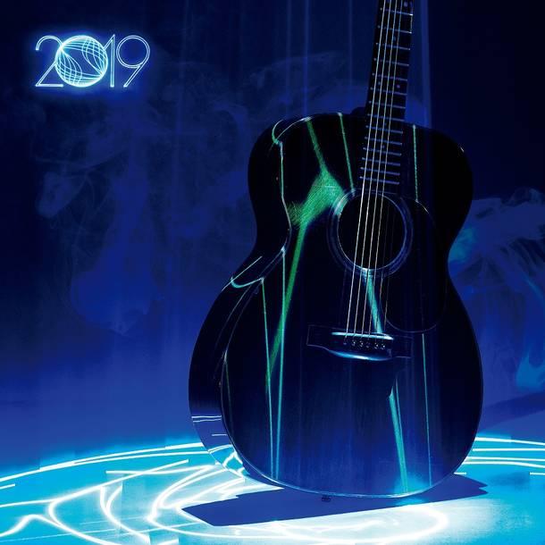 アルバム『2019』【完全生産限定盤-PERFECT BOX-】(CD+DVD+LP)