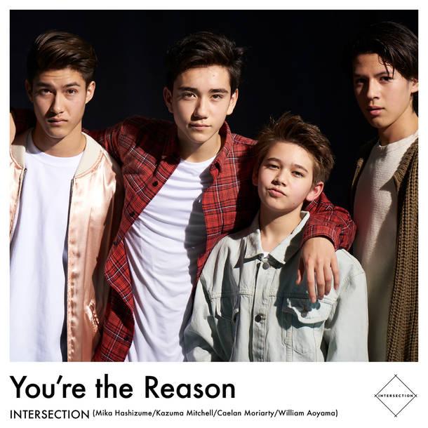 配信シングル「You're the Reason」