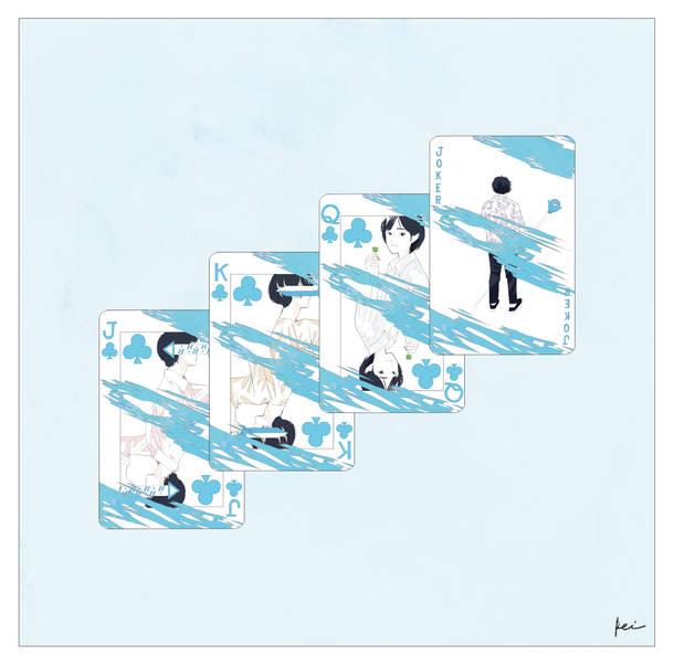 シングル「クローバー」【初回限定盤】