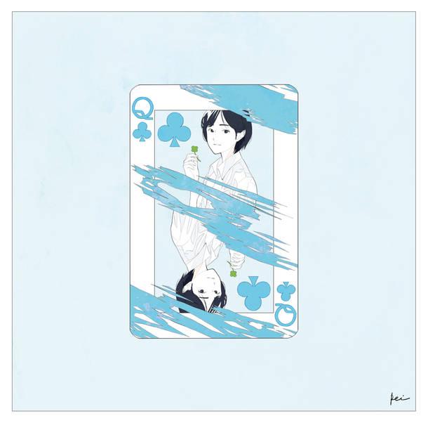 シングル「クローバー」【通常盤】