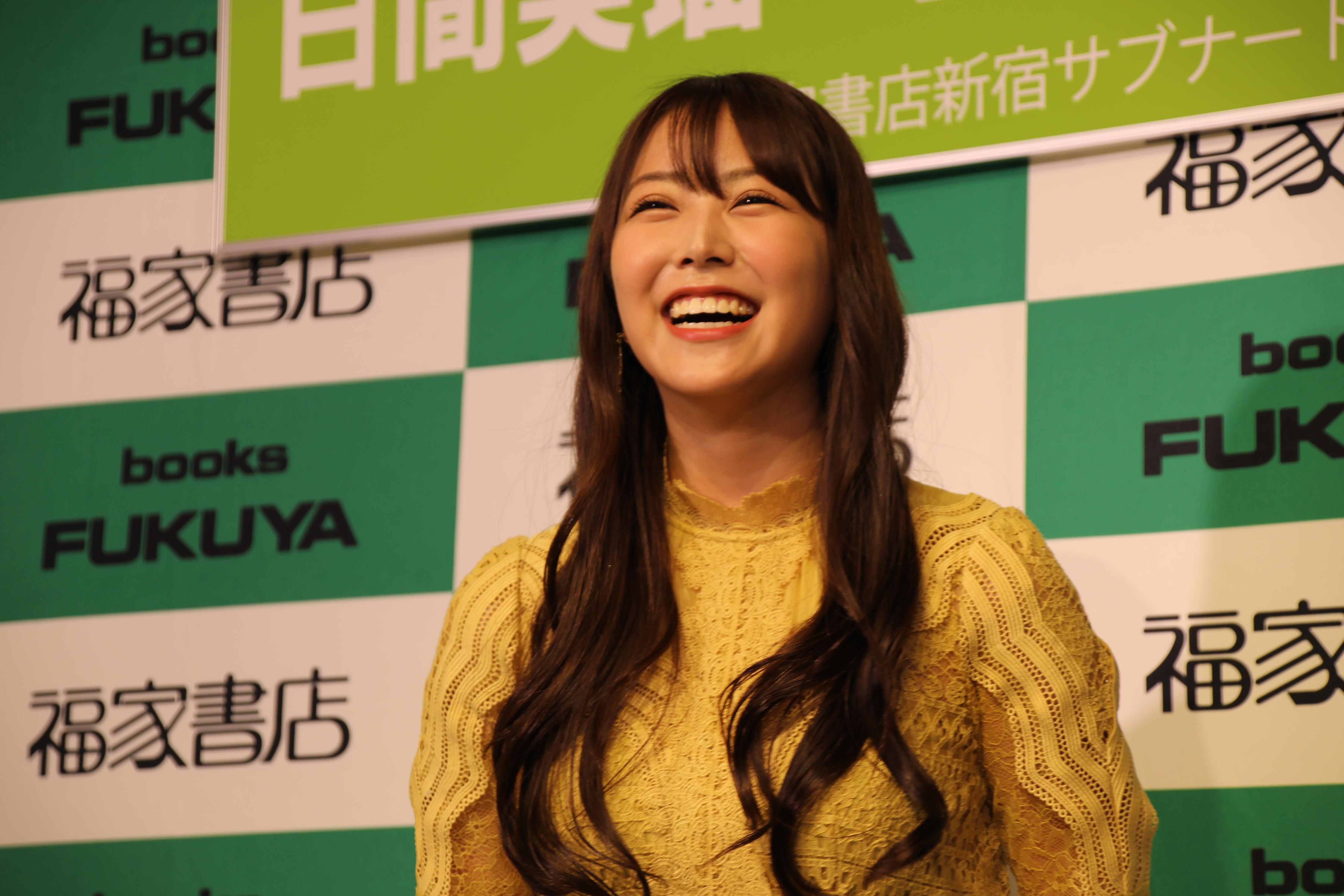 NMB48白間美瑠「次は水着でボルダリングに挑戦したいです!ヤバいですよね、やってみたいです!(笑)」