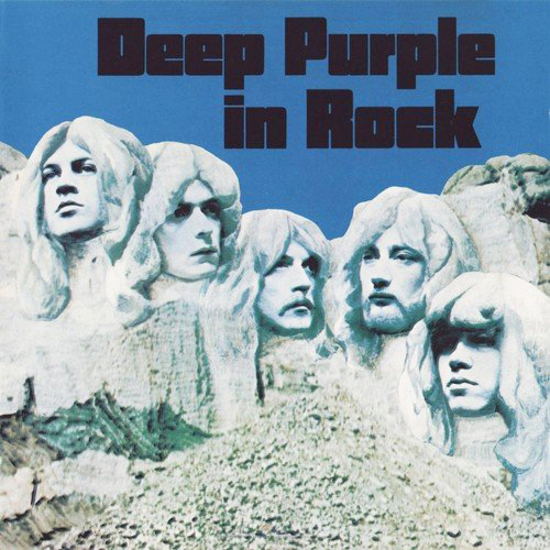 『Deep Purple In Rock』('70)/Deep Purple