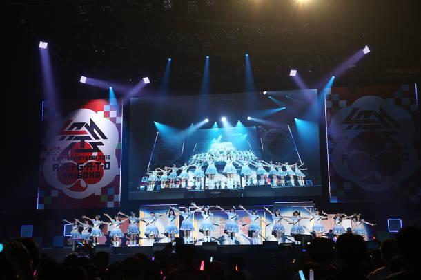 6月22日@幕張メッセ 国際展示場 9~11ホール(アイドルマスター シャイニーカラーズ)