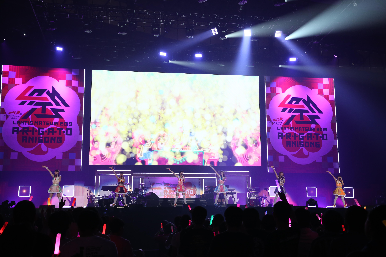 6月23日@幕張メッセ 国際展示場 9~11ホール(アイカツ!)