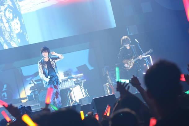 6月23日@幕張メッセ 国際展示場 9~11ホール(SCREEN mode)