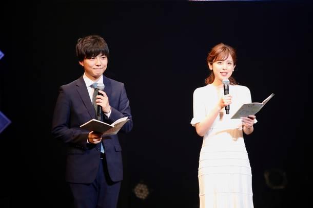 6月22日 at 岩手・大船渡リアスホール(細田啓信&久慈暁子)