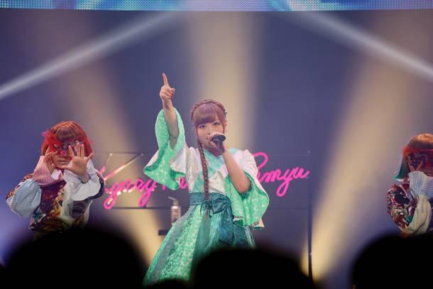 6月22日 at 岩手・大船渡リアスホール(きゃりーぱみゅぱみゅ)