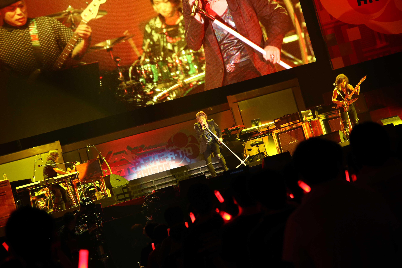 6月23日@幕張メッセ 国際展示場 9~11ホール(LAZY)