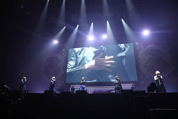 6月23日@幕張メッセ 国際展示場 9~11ホール(JAM Project)
