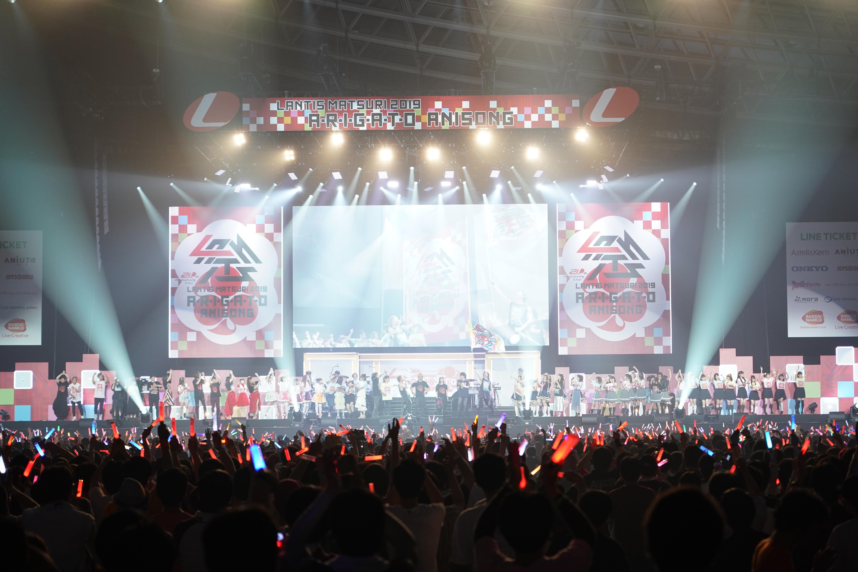 6月23日@幕張メッセ 国際展示場 9~11ホール