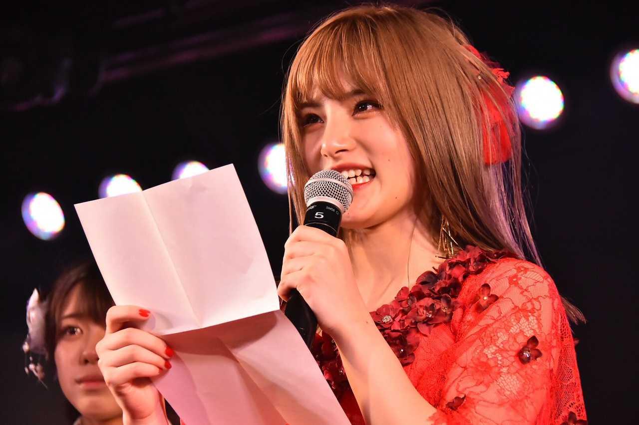 5月31日に開催された谷川聖卒業公演 (C) AKS