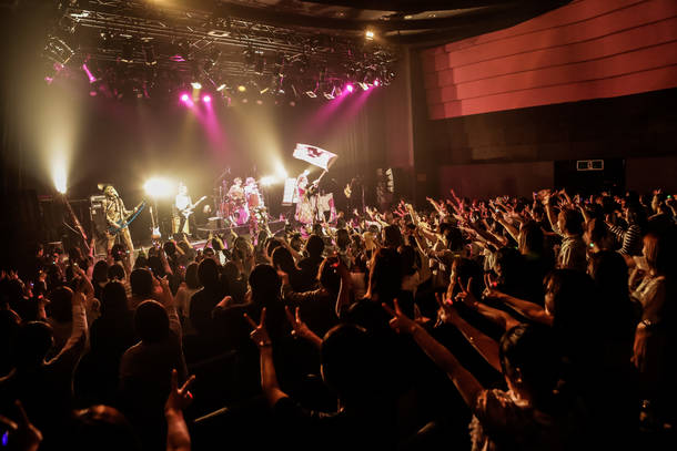 6月22日 at 東京・渋谷Mt.RAINIER HALL