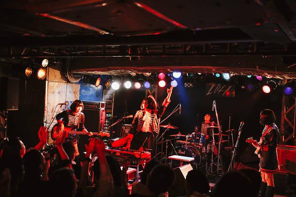 6月24日@新宿ロフト photo by にしきゆみ