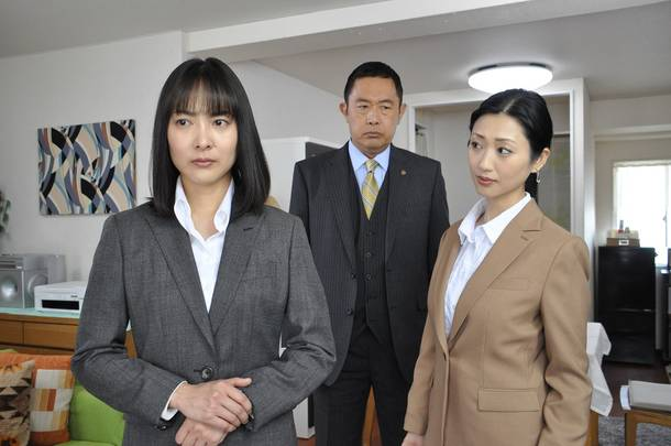 『警視庁・捜査一課長 新作スペシャル』(C)テレビ朝日