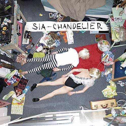 配信シングル「Chandelier」/SIA