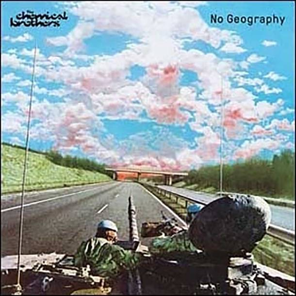 「MAH」収録アルバム『No Geography』/THE CHEMICAL BROTHERS