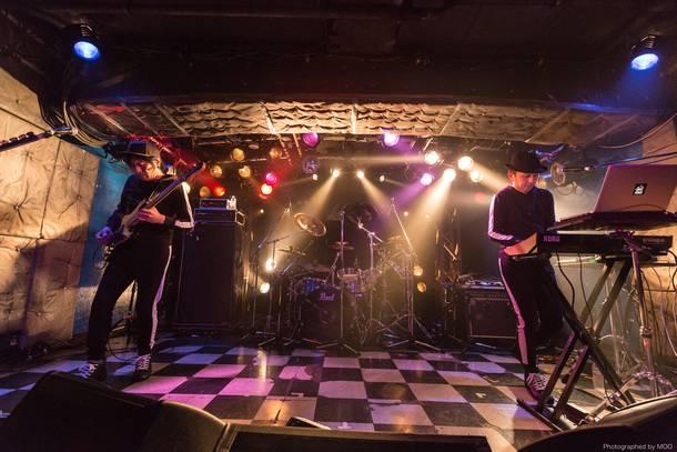 2019年6月21日 at 新宿ロフト