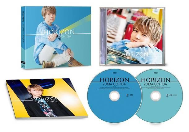 アルバム『HORIZON』【CD+BD盤】展開写真