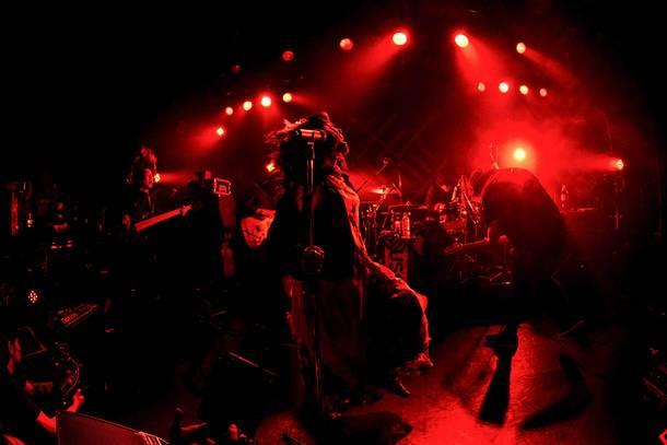 7月5日(金)@恵比寿リキッドルーム photo by 橋本塁(SOUND SHOOTER)