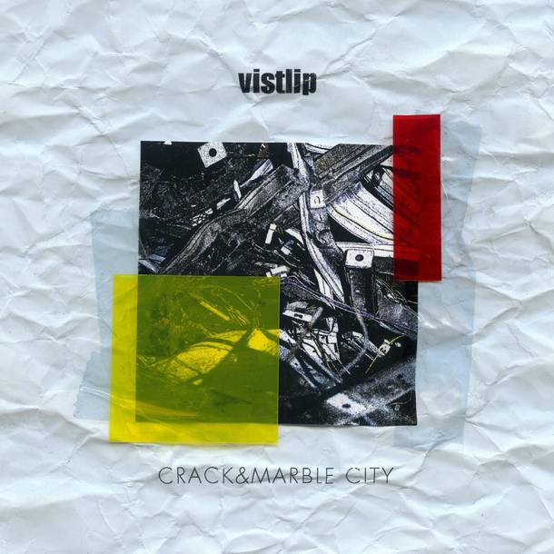 シングル「CRACK&MARBLE CITY」【vister】(CD+DVD)